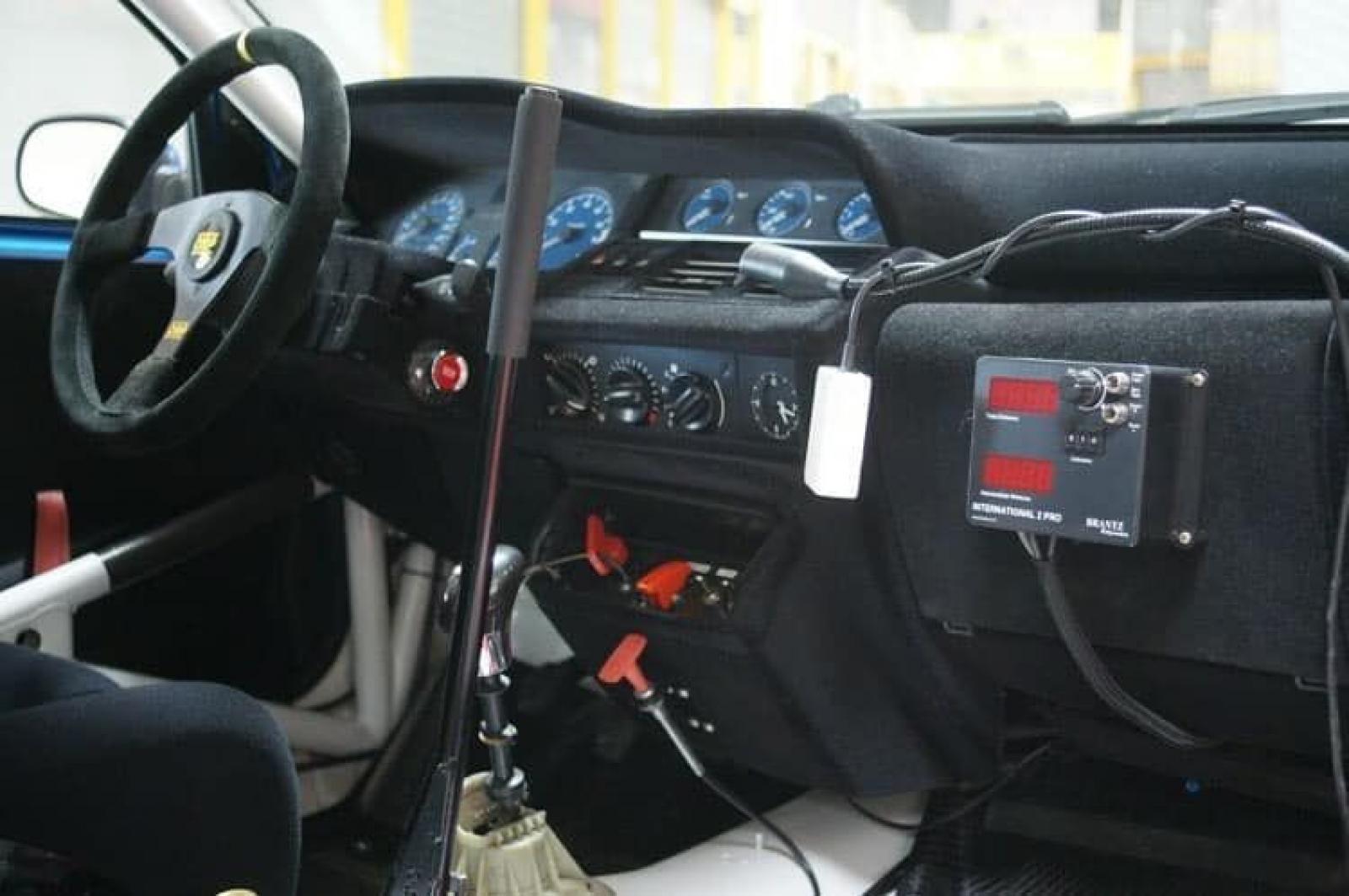 Williams – Renault CLIO 2.0, 16 V Gr.A - 4