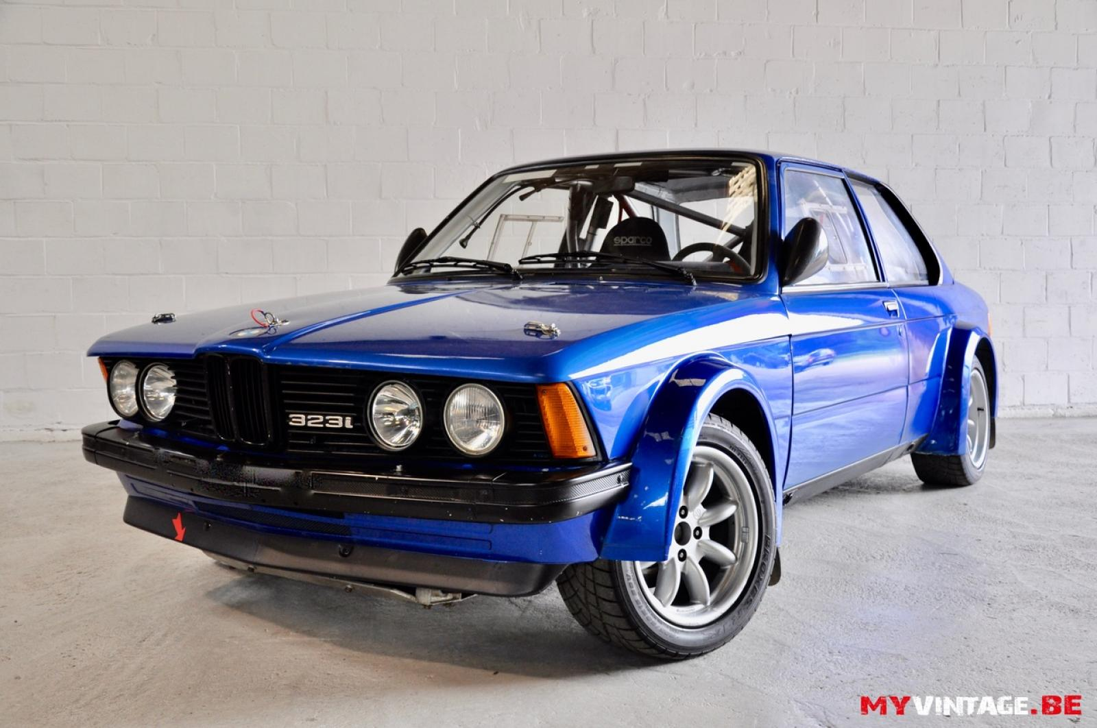 BMW 323 - 1