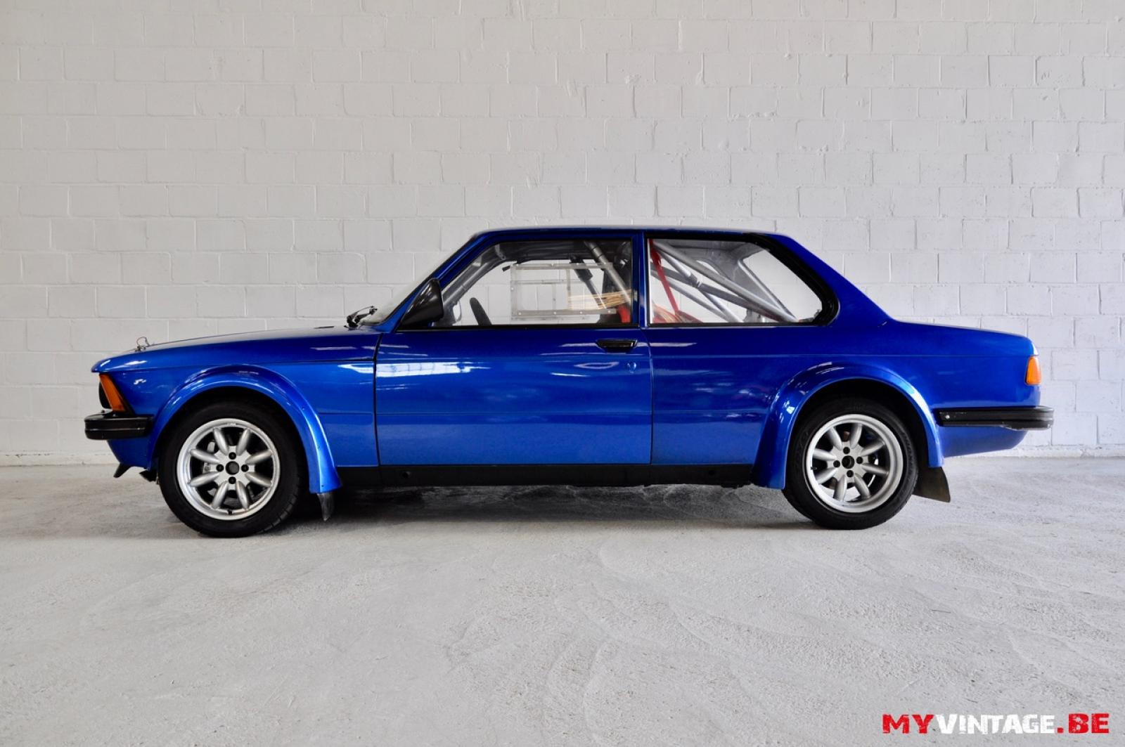BMW 323 - 3