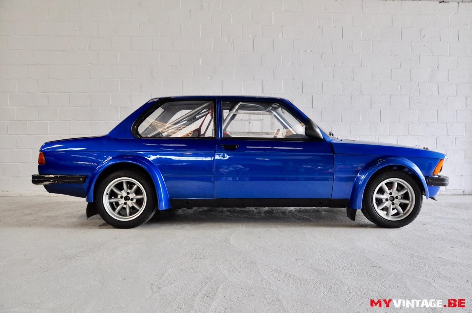BMW 323 - 4