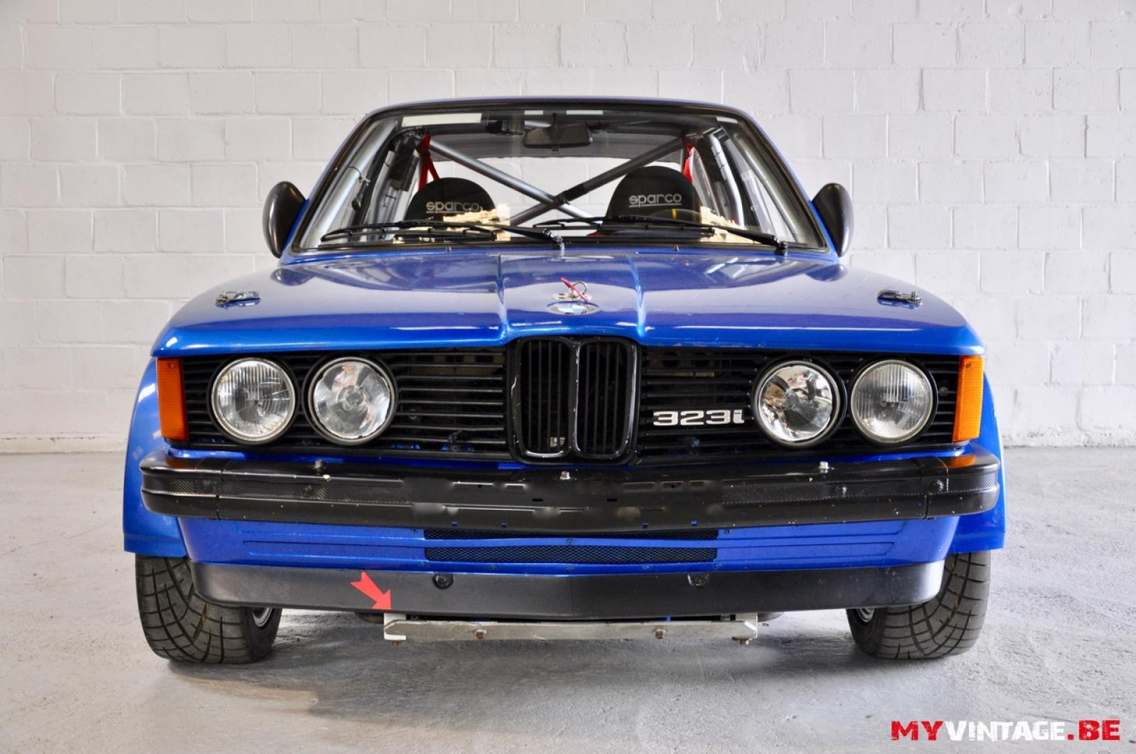 BMW 323 - 5