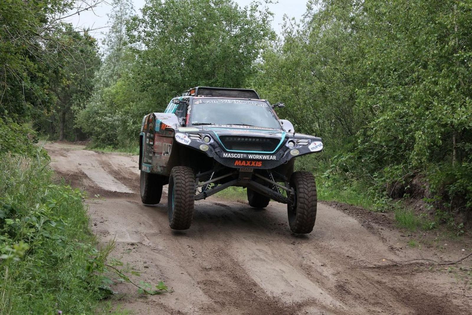 Coronel Dakar Score Buggy - 4