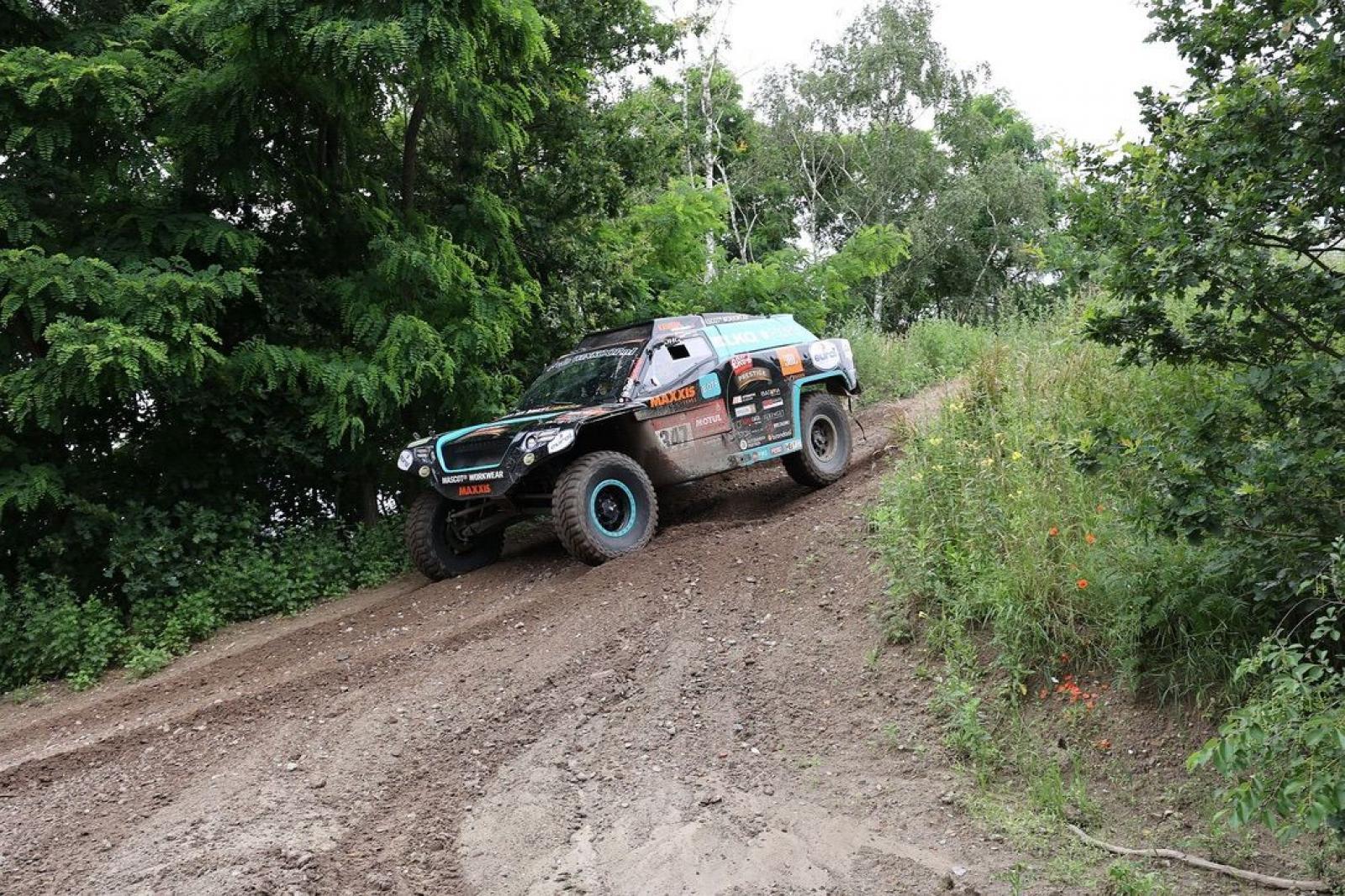 Coronel Dakar Score Buggy - 5