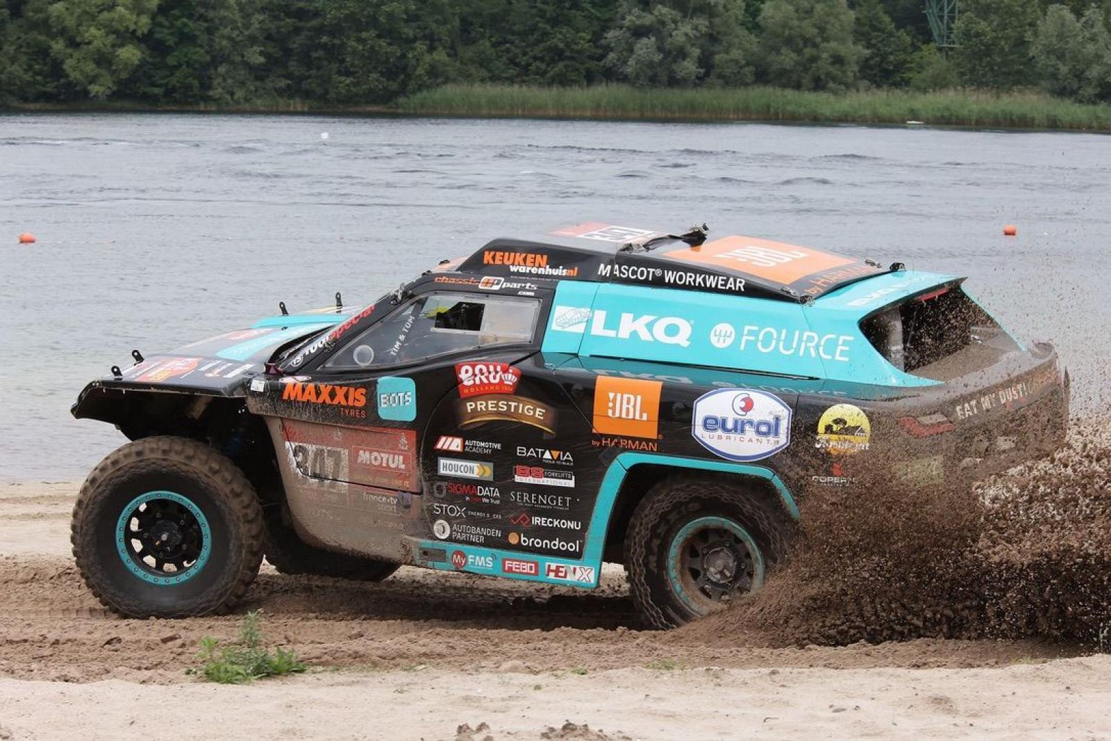 Coronel Dakar Score Buggy - 7