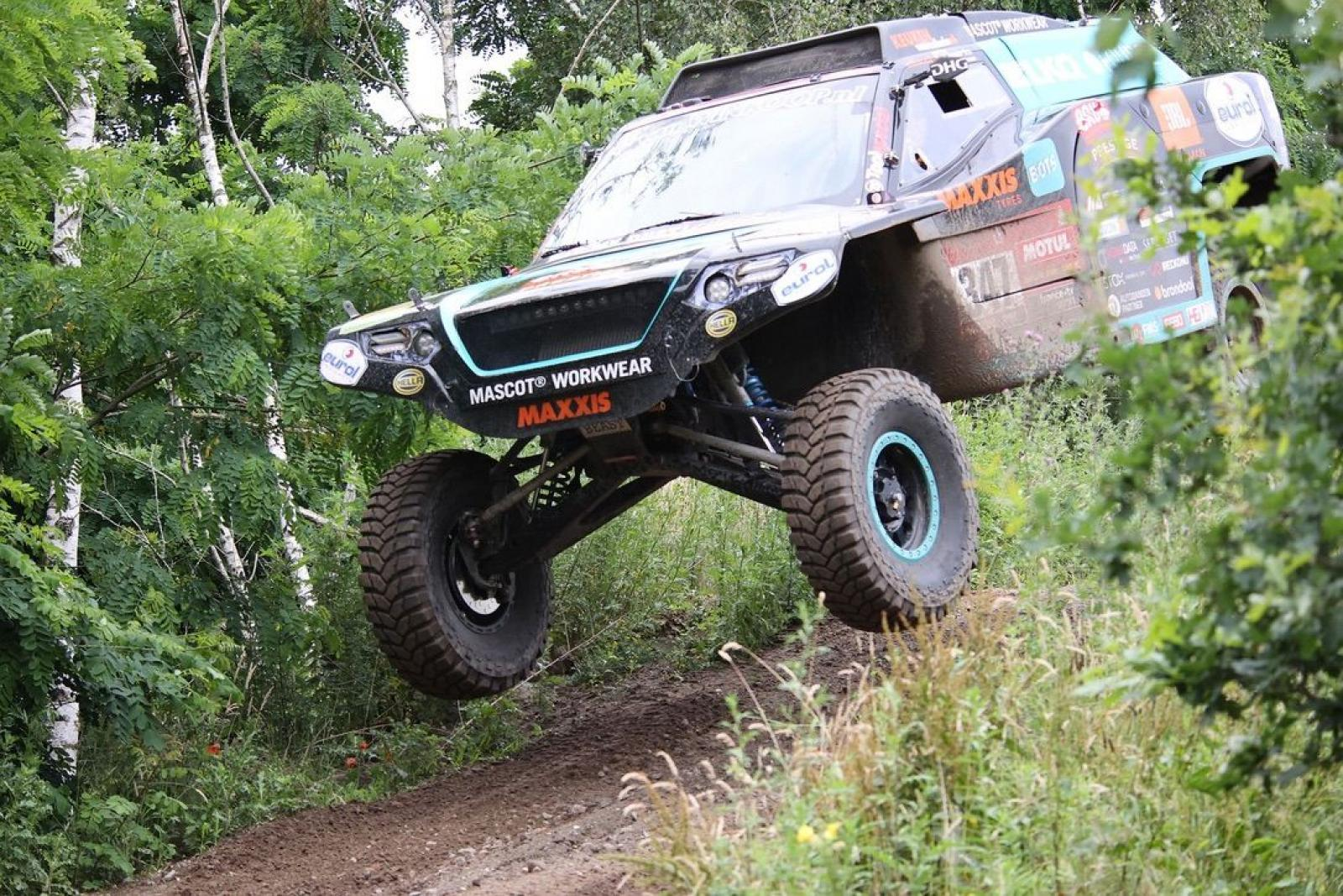Coronel Dakar Score Buggy - 8