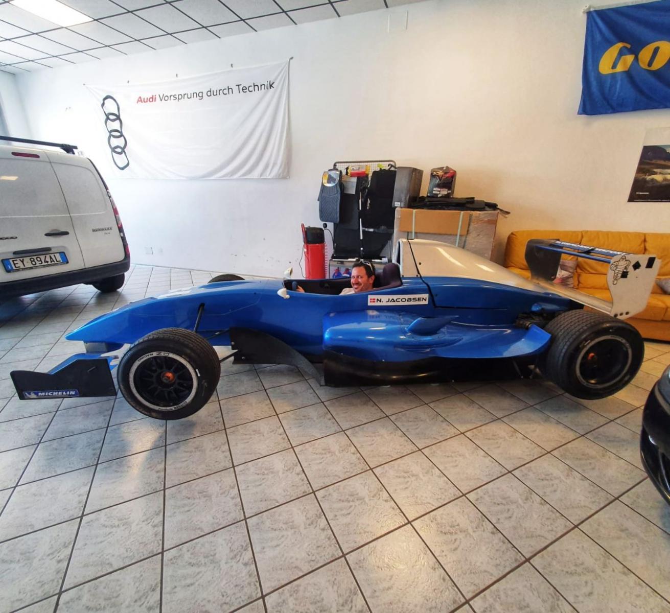 Formula Renault 2.0 2008 Eurocup - 1