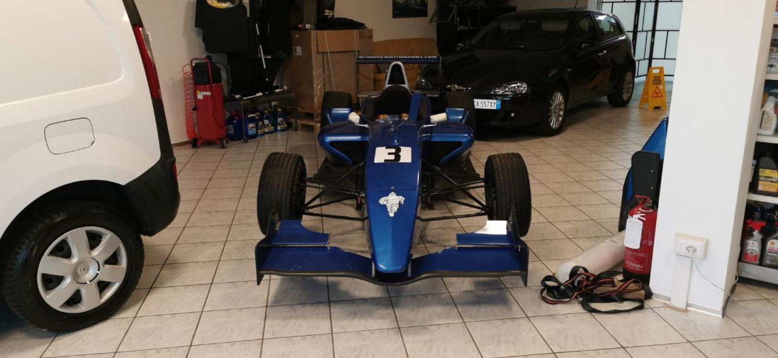 Formula Renault 2.0 2008 Eurocup - 4