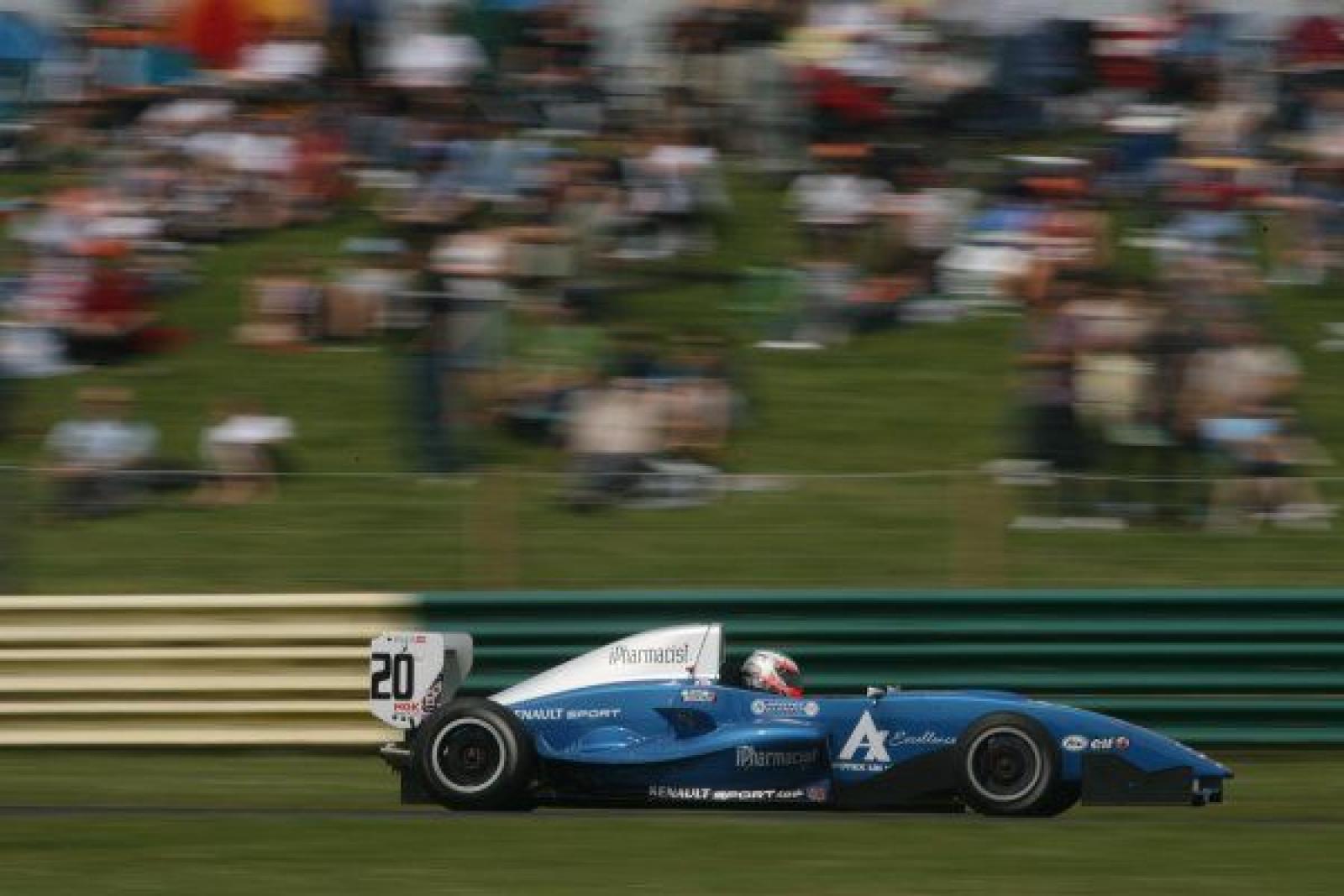 Formula Renault 2.0 2008 Eurocup - 6