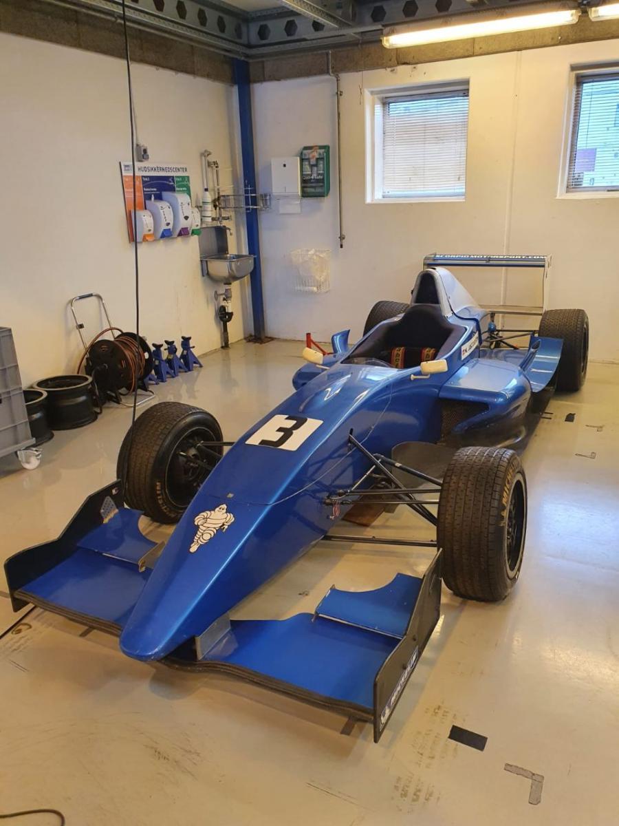 Formula Renault 2.0 2008 Eurocup - 8