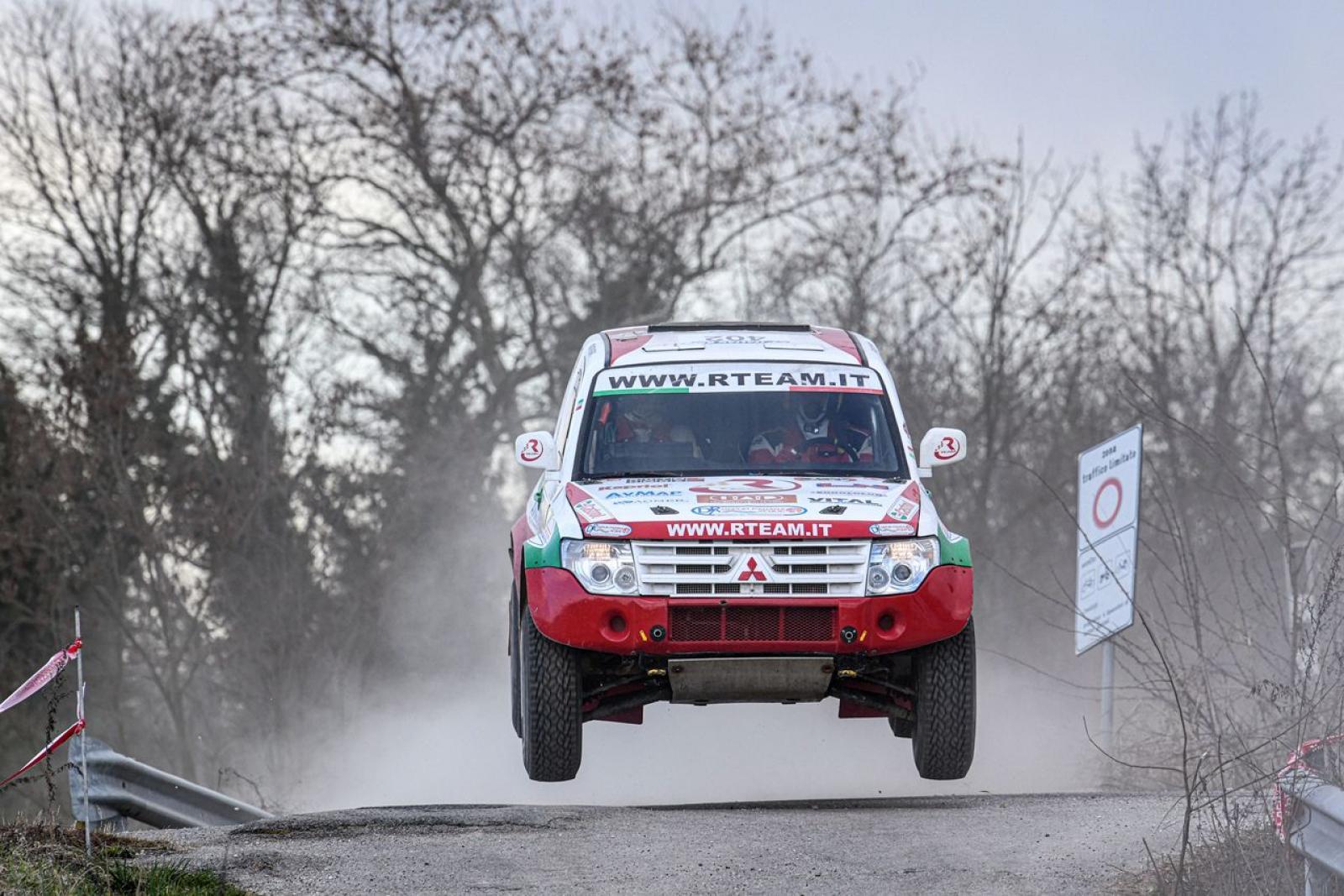 Mitsubishi Pajero WRC T1 - 1
