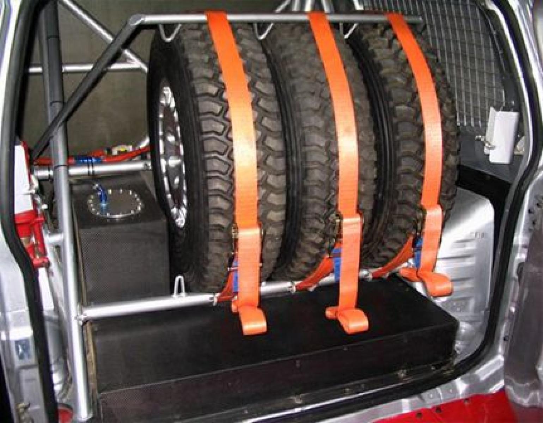 Mitsubishi Pajero WRC T1 - 8