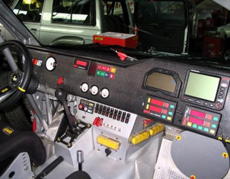 Mitsubishi Pajero WRC T1 - 9