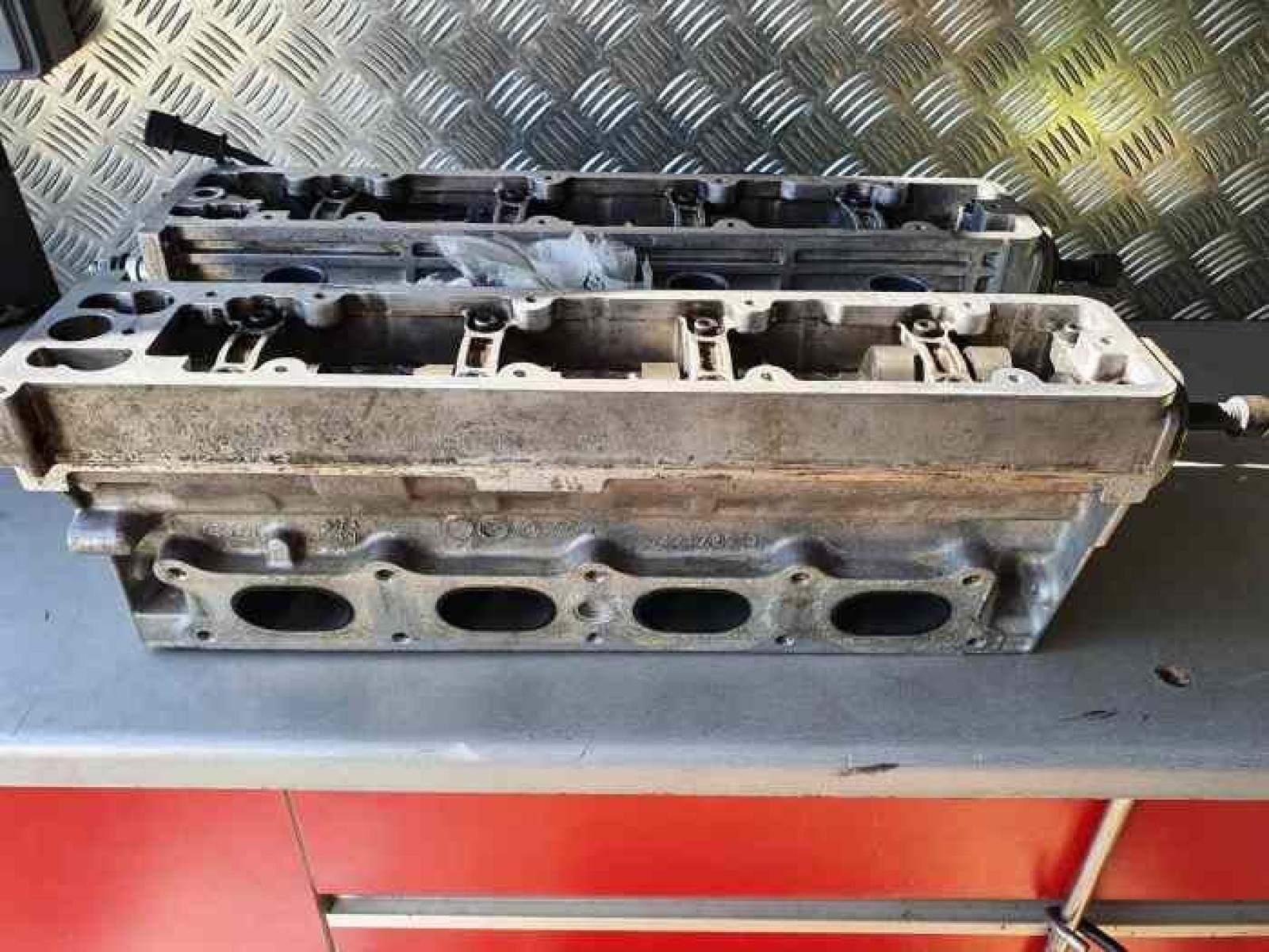 Engine parts pipo type C4 WRC ex DS33 WRX Solberg - 1