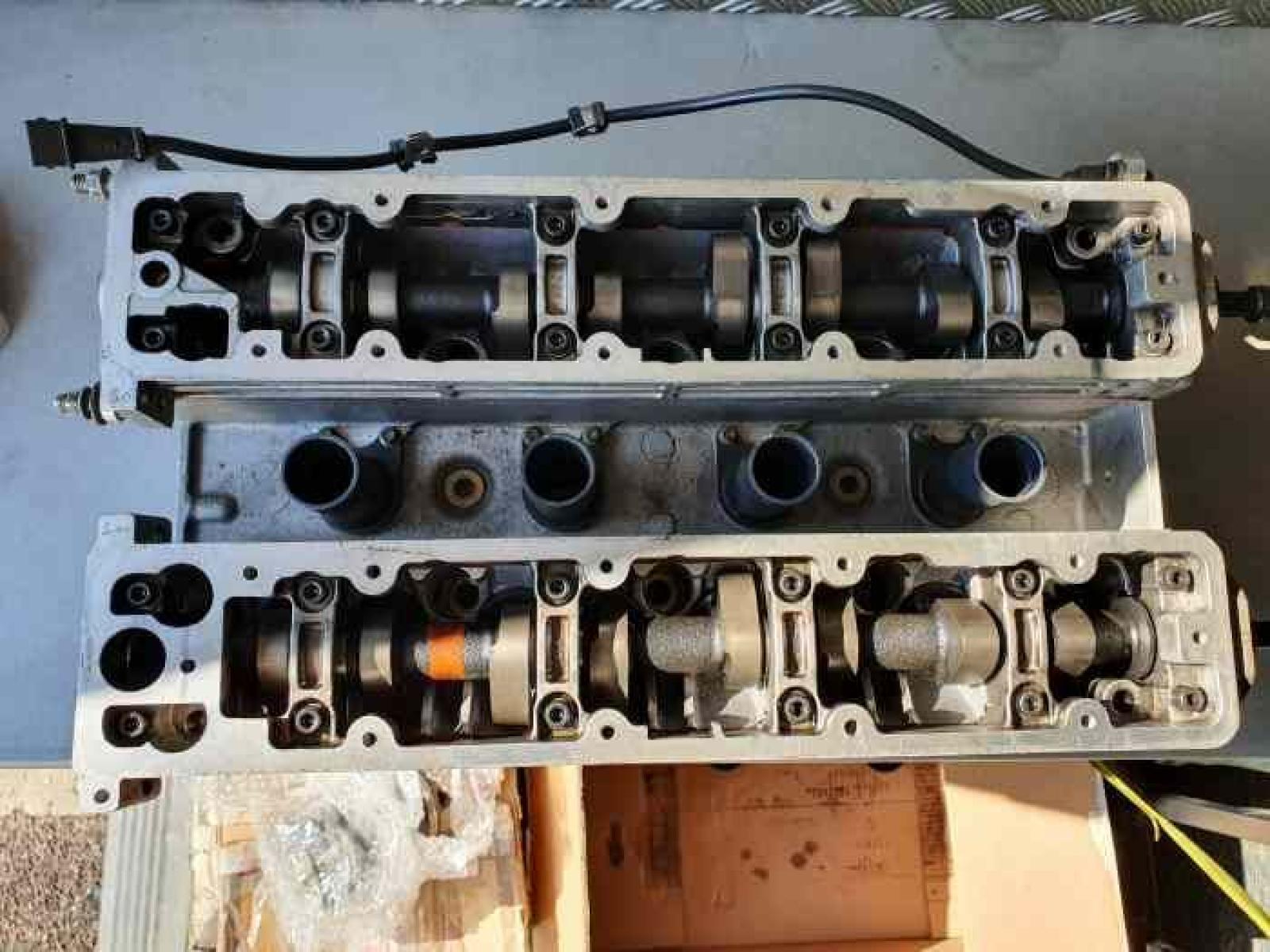 Engine parts pipo type C4 WRC ex DS33 WRX Solberg - 2