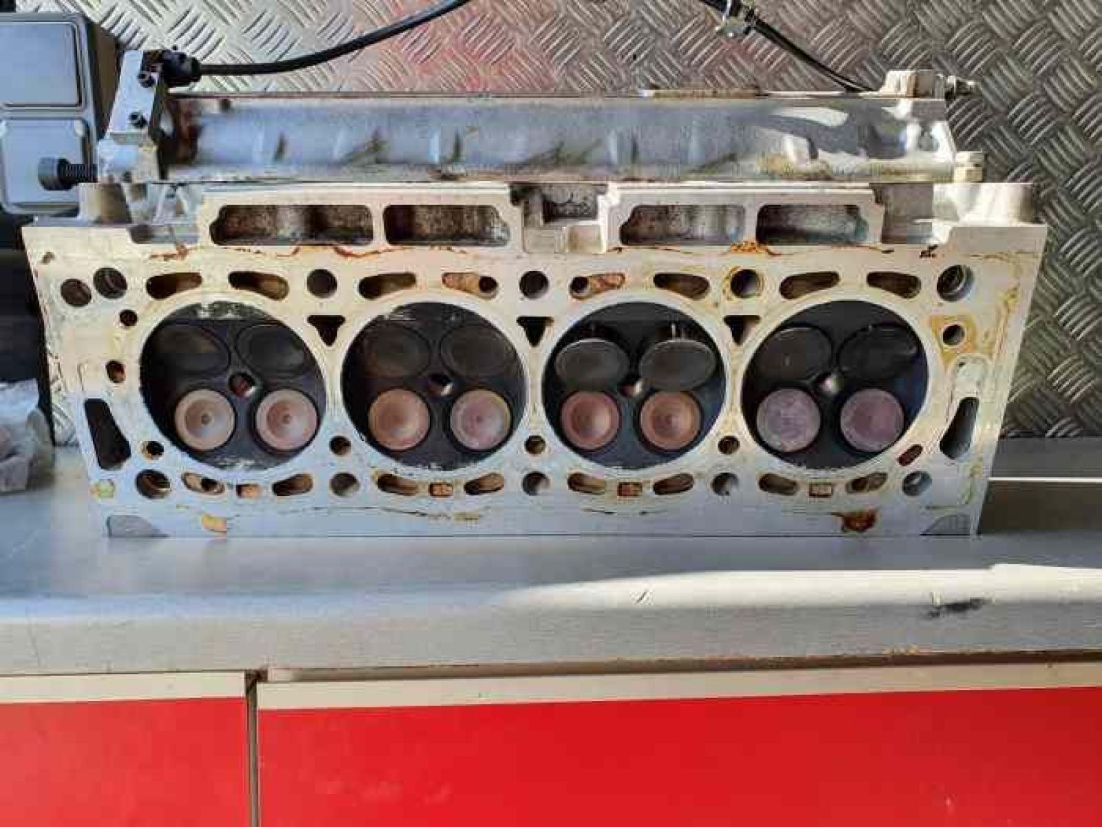 Engine parts pipo type C4 WRC ex DS33 WRX Solberg - 3