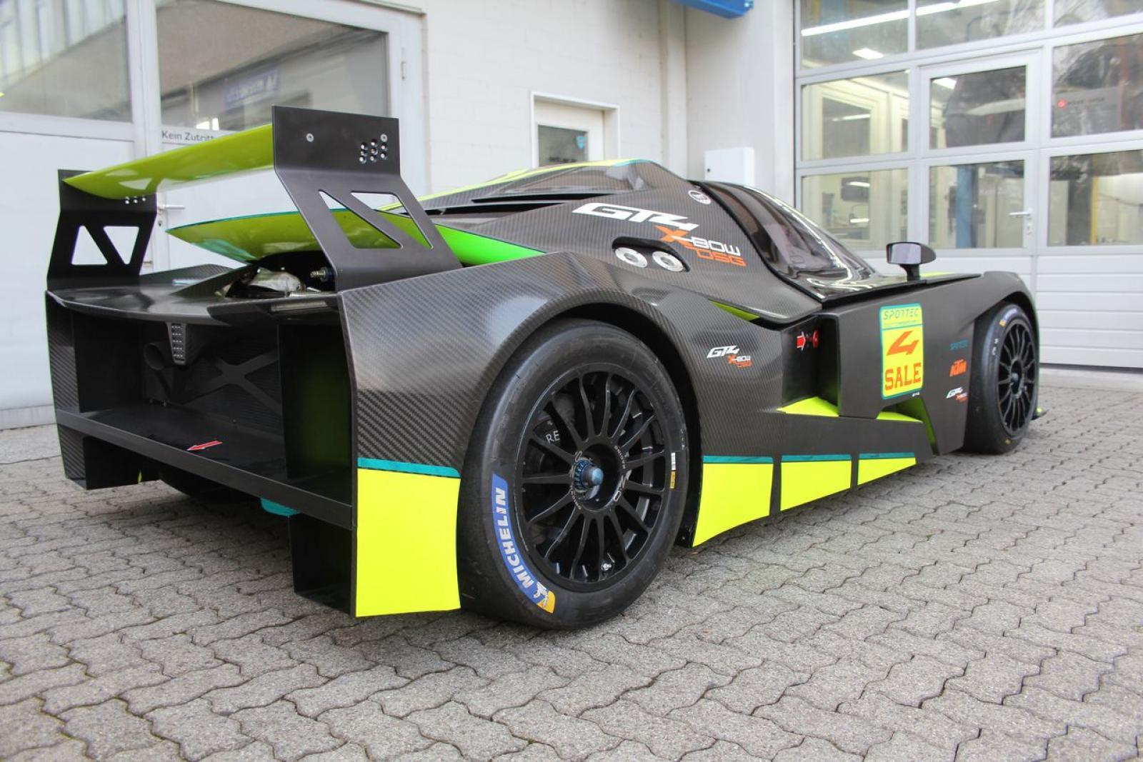 KTM X-Bow GT4 DSG - 2