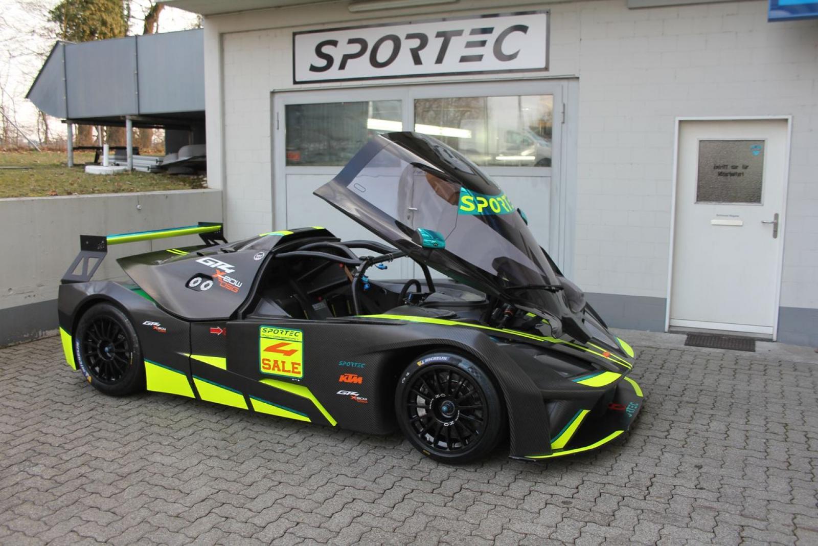 KTM X-Bow GT4 DSG - 7