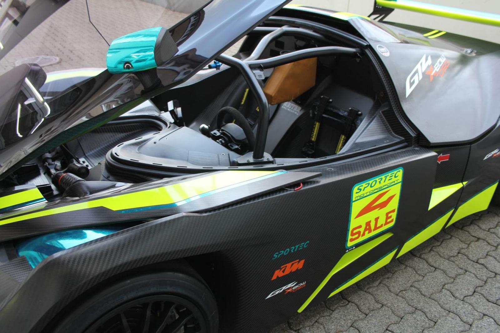 KTM X-Bow GT4 DSG - 8