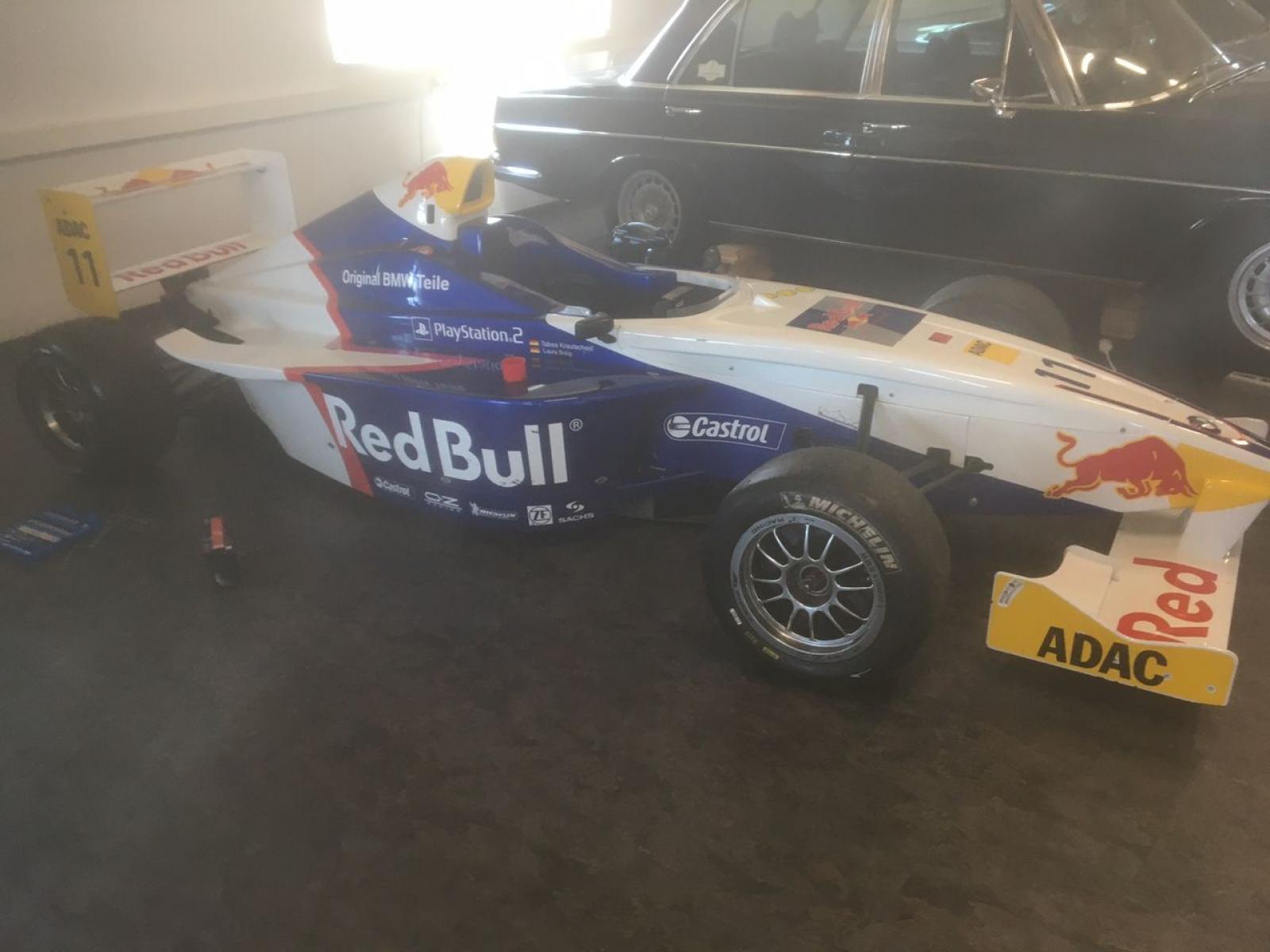 Formula BMW FB02 - 1