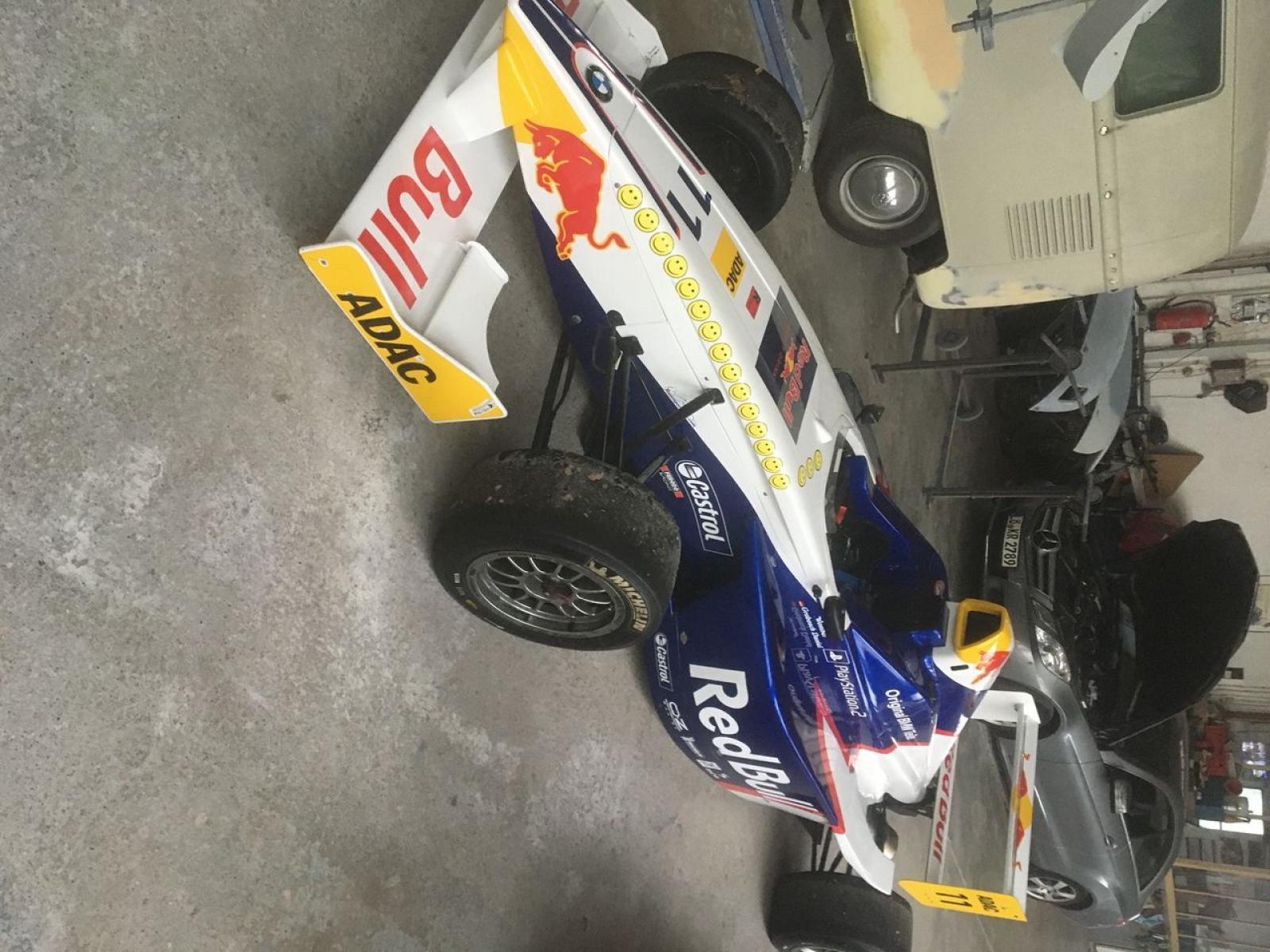 Formula BMW FB02 - 3