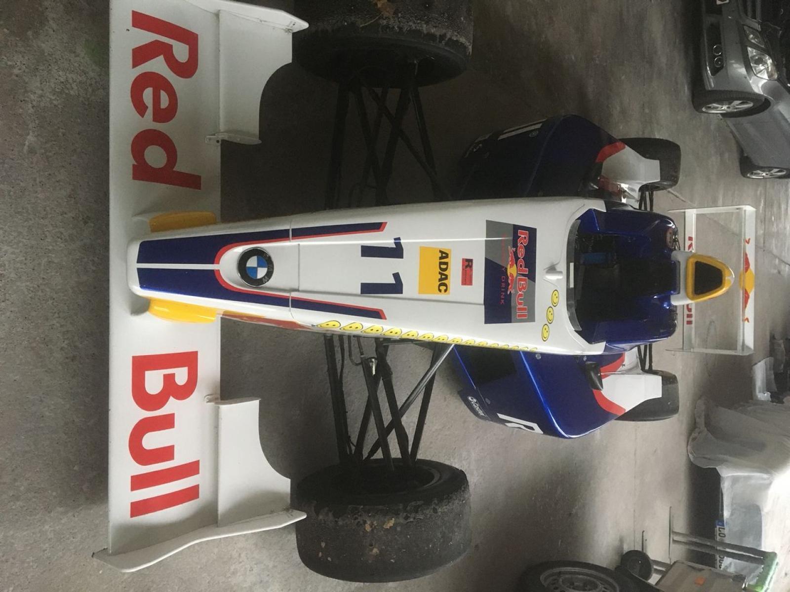 Formula BMW FB02 - 4