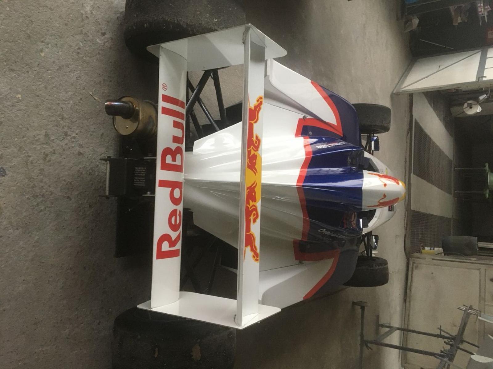 Formula BMW FB02 - 5