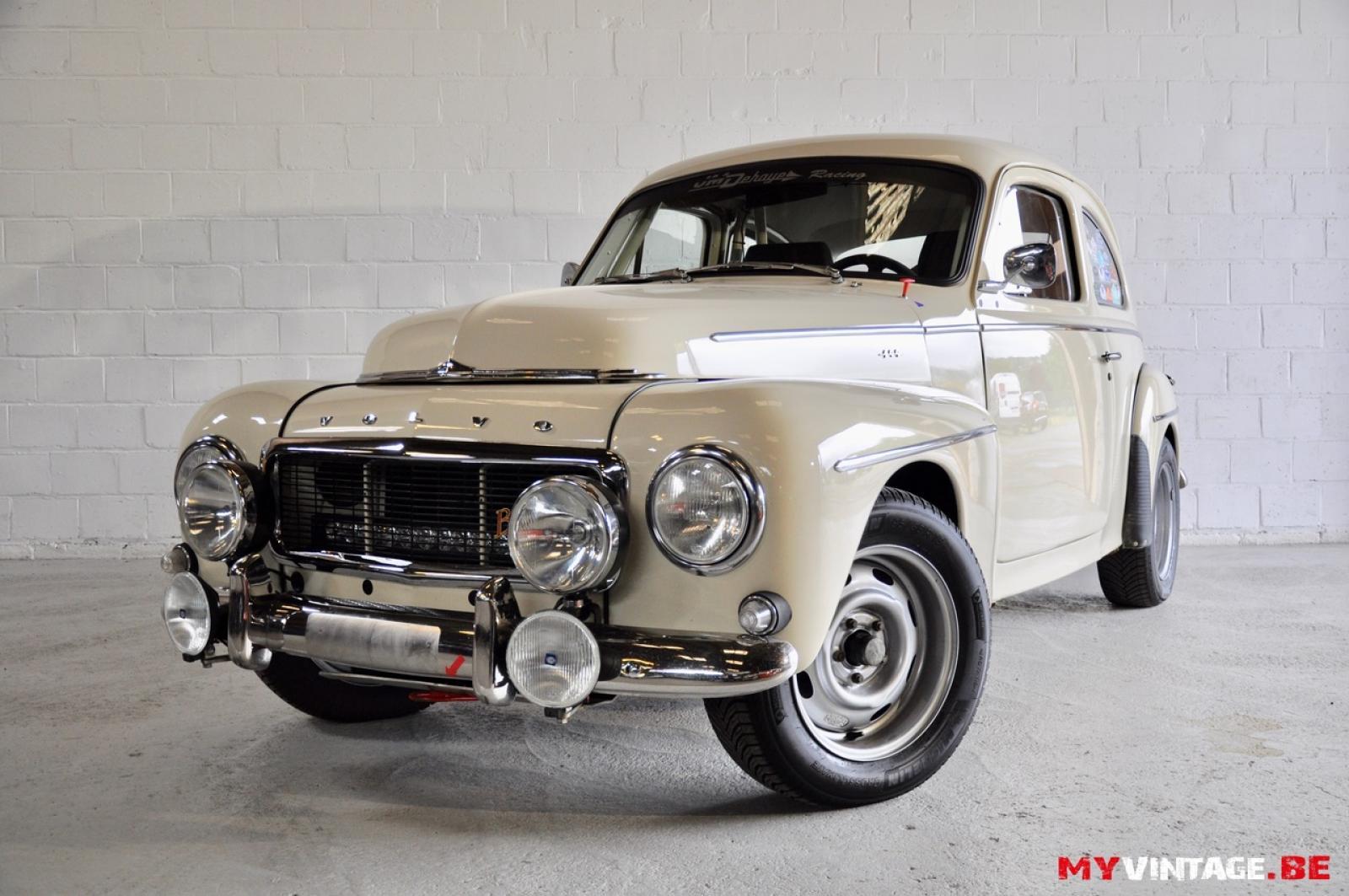 Volvo PV544 2100cc 145bhp - 1