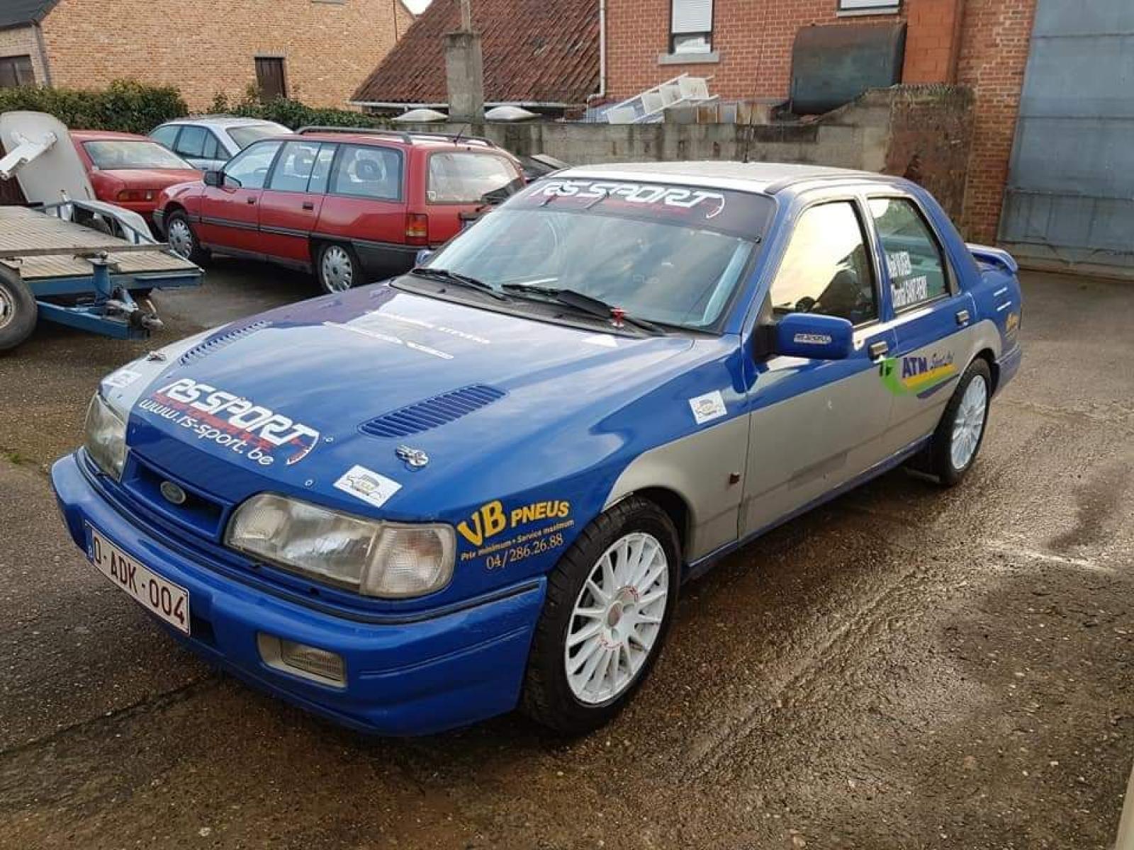 Ford Sierra Cosworth 2wd - 1