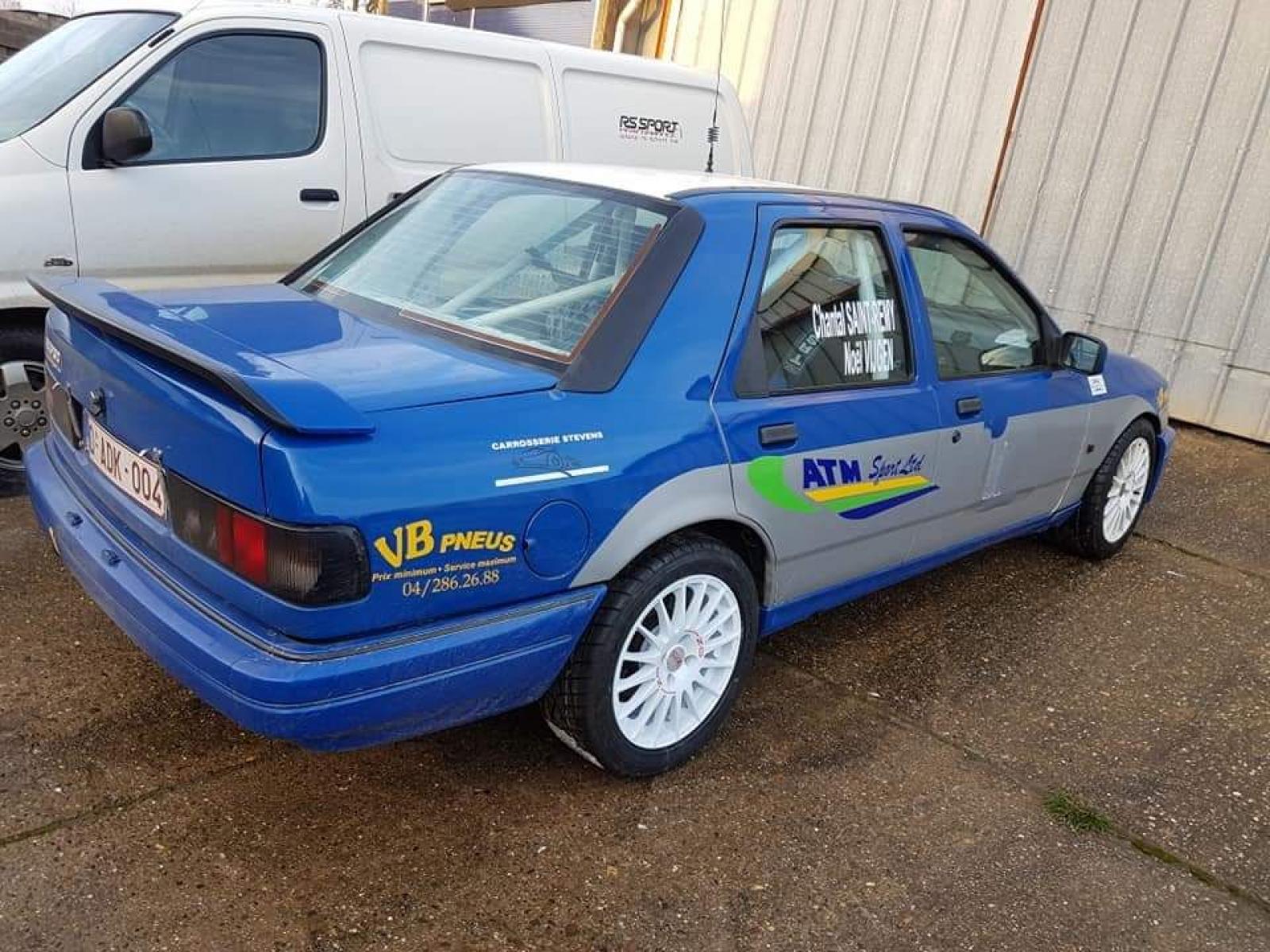 Ford Sierra Cosworth 2wd - 3