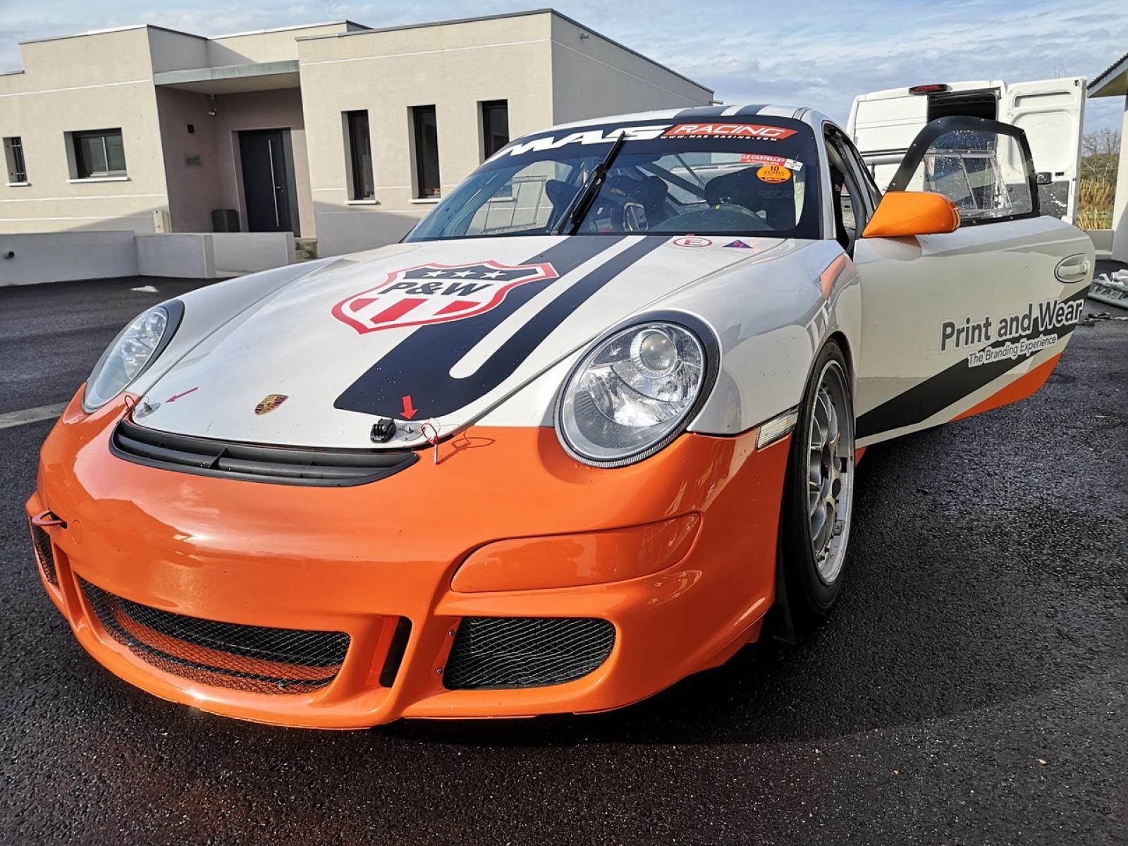 Porsche 911 GT3 CUP GEN 1 2008 - 1