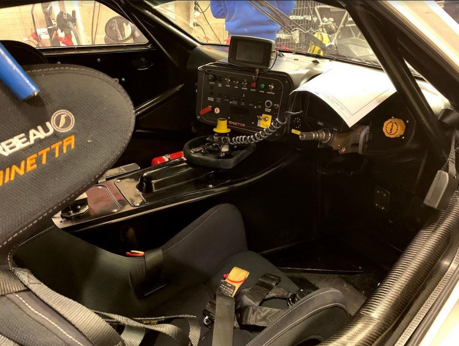 Ginetta G55 GT4 2019 - 2