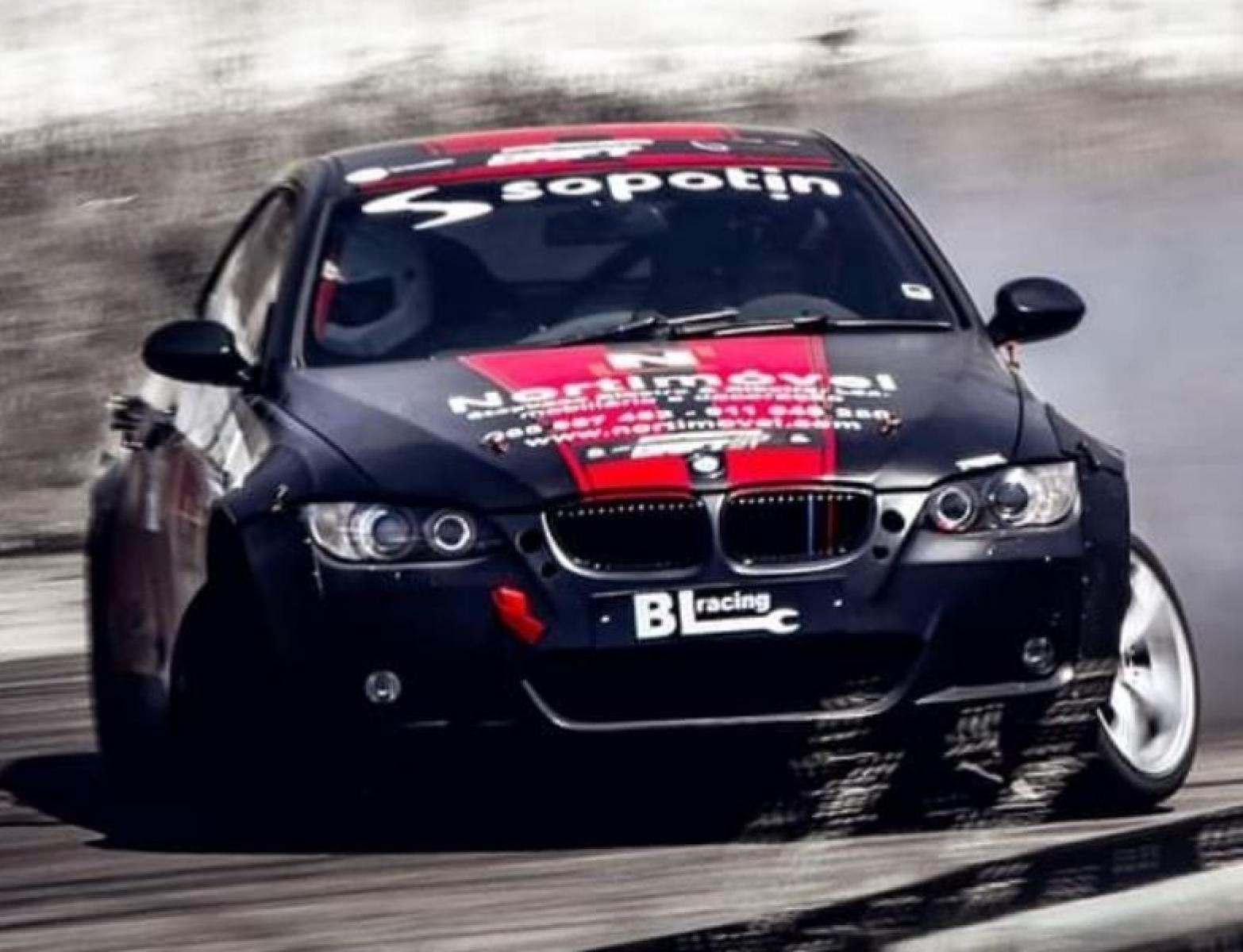 BMW e92 30d - 1