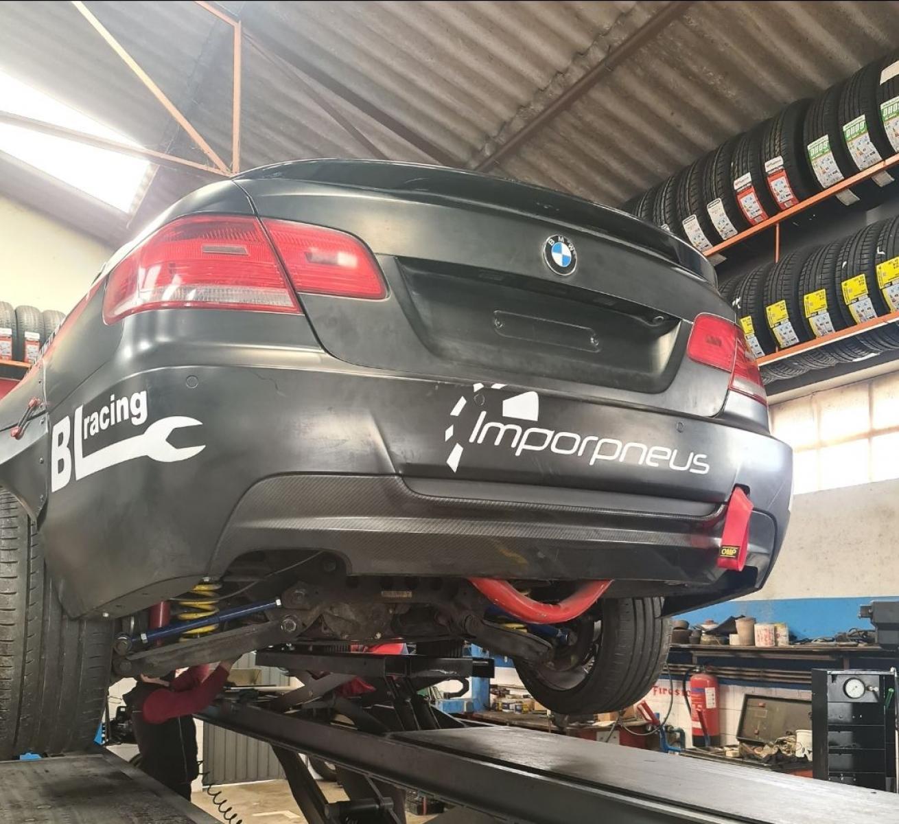 BMW e92 30d - 3