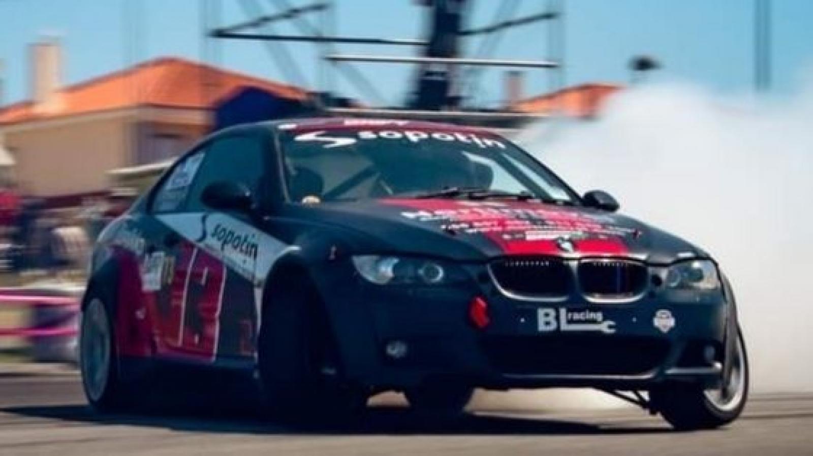 BMW e92 30d - 5