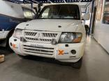 Mitsubishi Pajero LWB ex X-Raid - Image 3