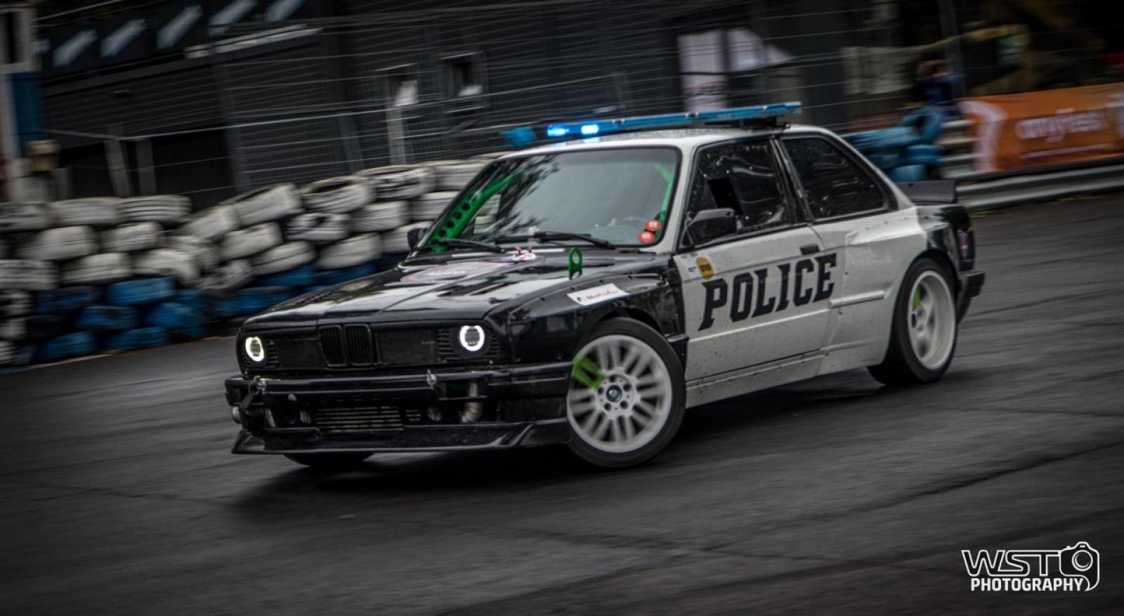 Bmw E30 V8 Turbo - 1