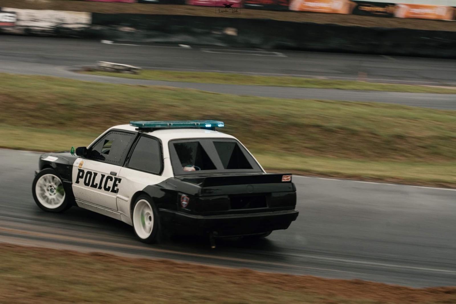 Bmw E30 V8 Turbo - 2