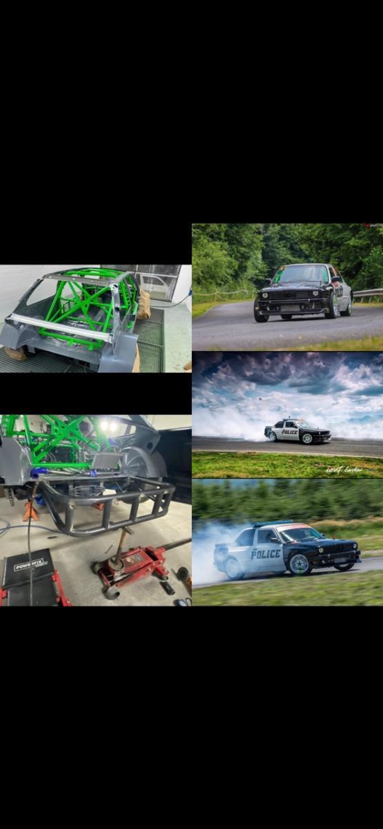 Bmw E30 V8 Turbo - 7