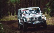 Mercedes G500 Rally raid - Image 1