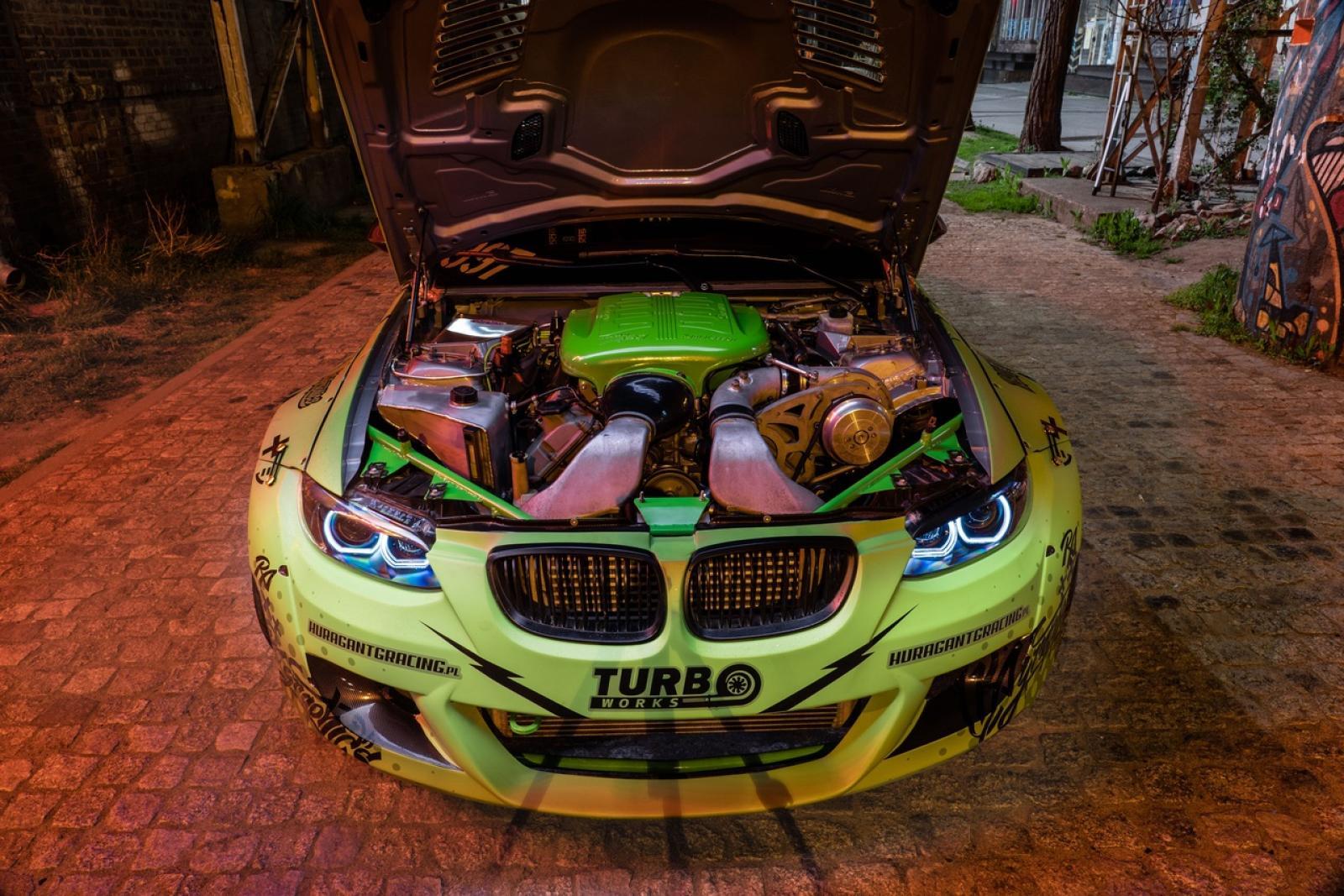 BMW M3 E92 - 5