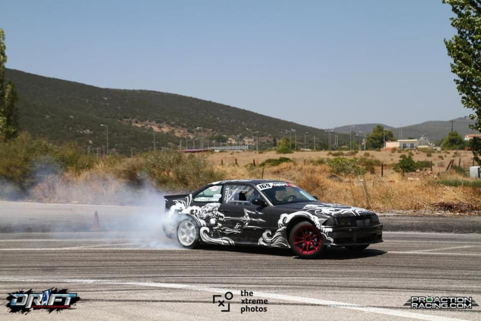 BMW E36 DriftPilots - 4