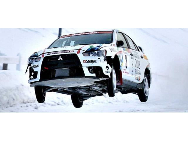 Kompletan Rally iskustvo Arctic Rally 2018 - 3