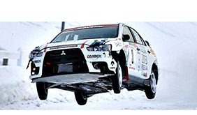 Complete Rally ervaring Arctic Rally 2018