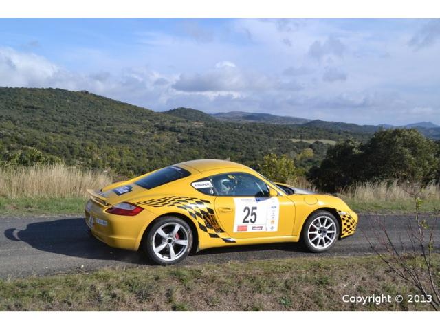 PORSCHE CAYMAN RALLYE GT10 RG-T France
