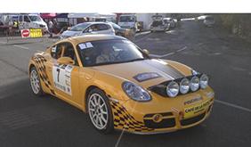 PORSCHE CAYMAN RALLYE GT10