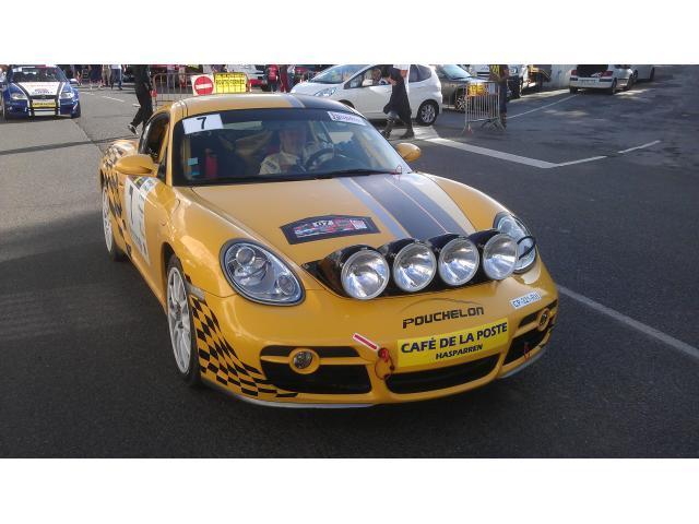 PORSCHE CAYMAN RALLYE GT10 - 1
