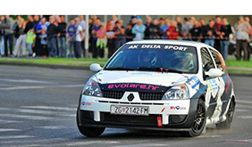 Renault Clio Sport group N