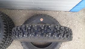 Nove in rabljene zimske pnevmatike Taki/Lappi - Slika 1