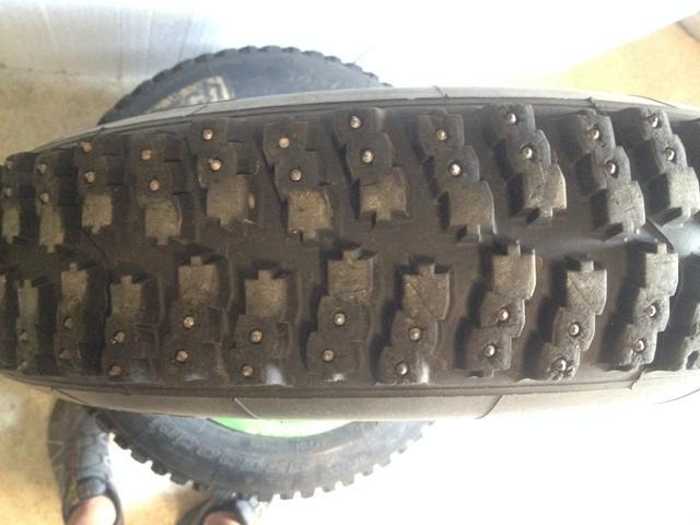 Nove in rabljene zimske pnevmatike Taki/Lappi - 2