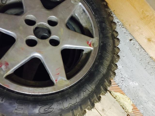 Nove in rabljene zimske pnevmatike Taki/Lappi - 3